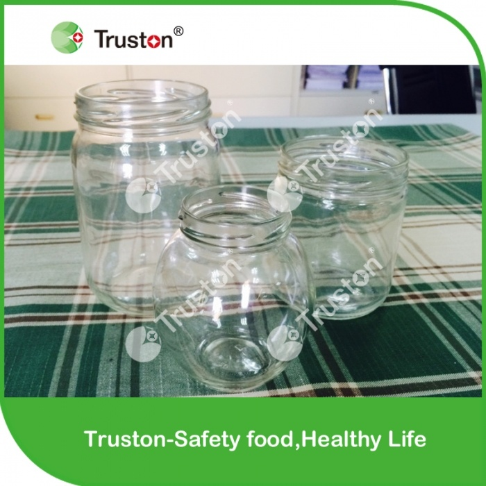 Glass Jar for all kinds of vegetables and fruits