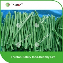 Frozen Green Asparagus bean from China