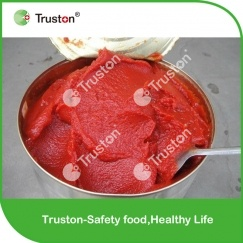 Concentrated Canned Tomato Paste