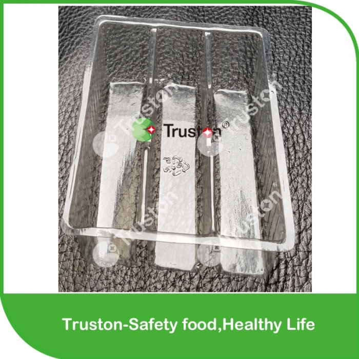 Plastic Tray for foods packing