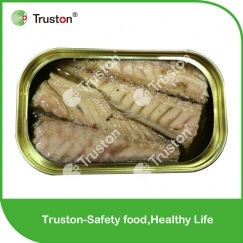 Canned sardine in different flavors for sale